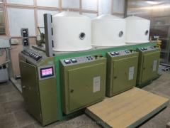 Цех 7 АСУТП установки напыления 3ПВЛМ 01