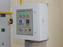 Цех 6 Шкаф дистанционного управления включением установок 23