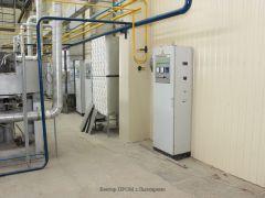 Цех 6 Шкаф управления нагревом на установке пресования заготовок 15
