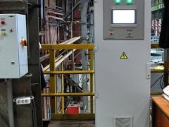 Цех 5. Источник и патрубок для отлива ситаллового стекла6