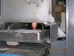 Цех 5. Участок переодической варки стекла в платиновых сосудах Установка патрубок 015