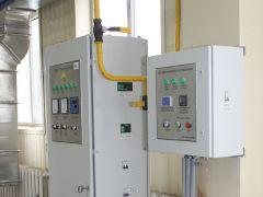 Цех 6 Шкаф дистанционного управления включением установок 25
