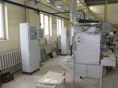 Цех 6 Шкаф управления нагревом на установке пресования заготовок 17